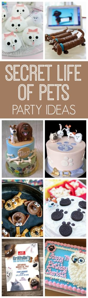 Birthday Cake Ideas Dog Theme