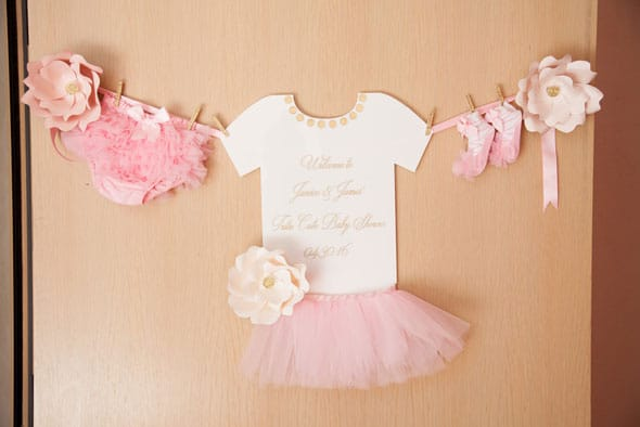 Tutu Cute Baby Shower | Pretty My Party