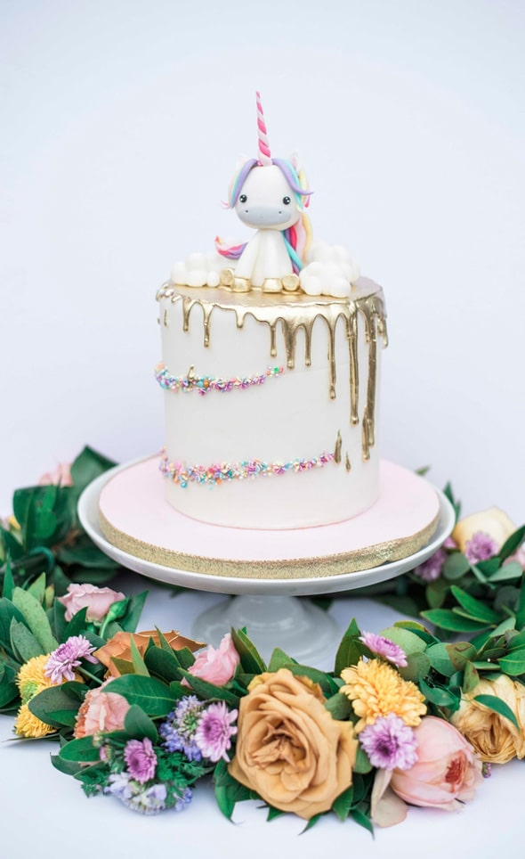 Pastel Unicorn Party Styled Photo Shoot   Pretty My Party