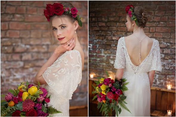 Brooklyn Wedding Styled Photo Shoot | Pretty My Party