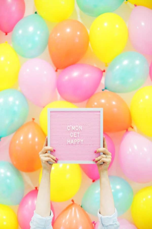 45 Awesome DIY Balloon Decor Ideas Pretty My Party