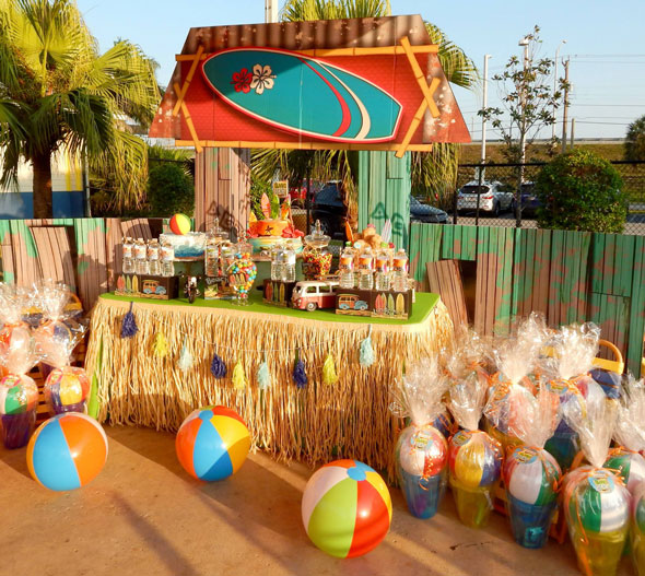 Beach Bash Birthday Party | Pretty My Party
