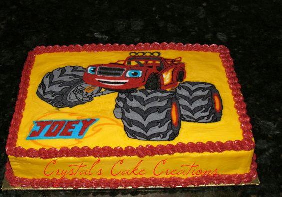 How To Make A Monster Truck Cupcake Cake