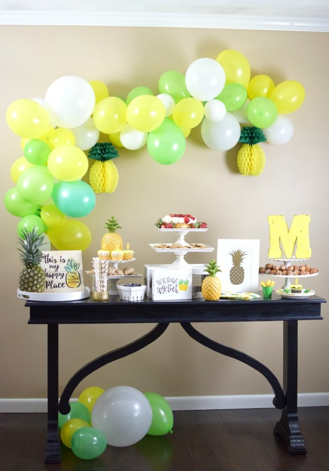 Party Like A Pineapple Party | Pretty My Party
