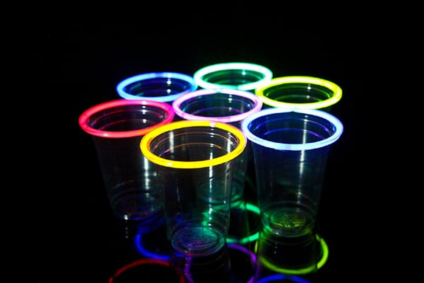 20 epic glow in the dark party ideas pretty my party these super fun glow in the dark glasses would make great party favors for the kids and i even bet they will be wearing them for some cool photo ops solutioingenieria Images