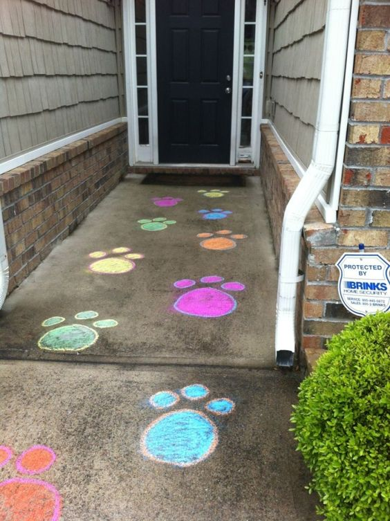 Puppy Paw Prints | Girls Paw Patrol Party | Pretty My Party