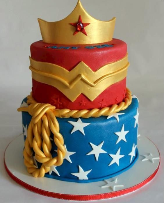 19 Wonder Woman Party Ideas Pretty My Party