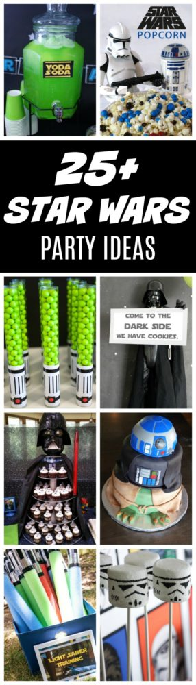 27 Star Wars Birthday Party Ideas