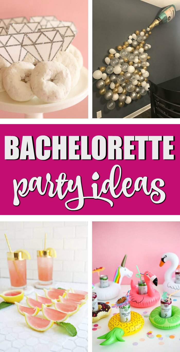 How to Plan a Fabulous Bachelorette Party With These Fun Ideas on Pretty My Party