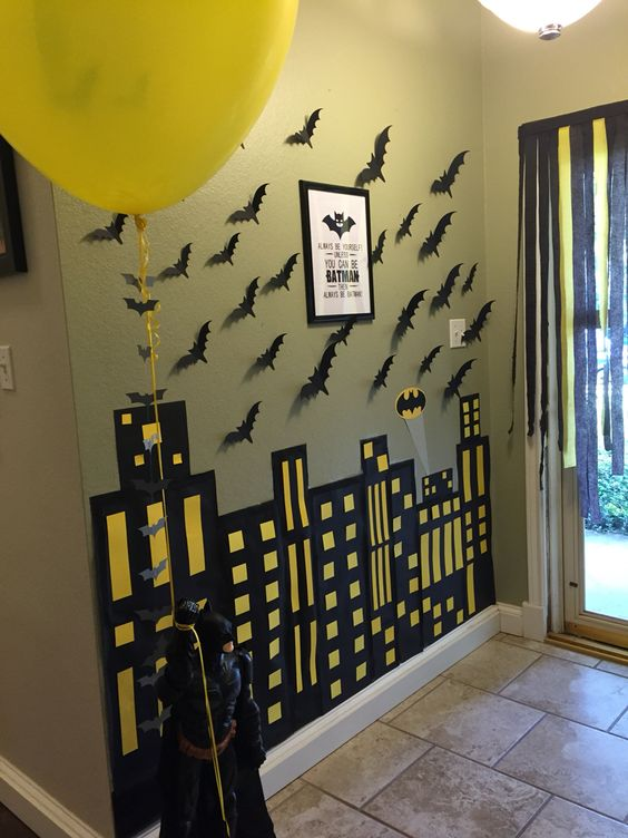 23 Incredible Batman Party Ideas Pretty My Party Party Ideas