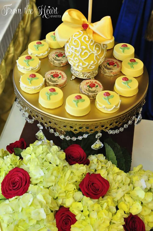 Beauty And The Beast Birthday Celebration