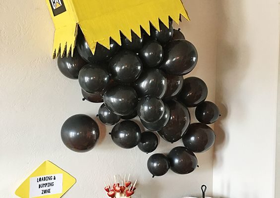 21 Construction Birthday Party Ideas