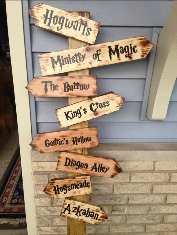21 Magical Harry Potter Birthday Party Ideas Pretty My