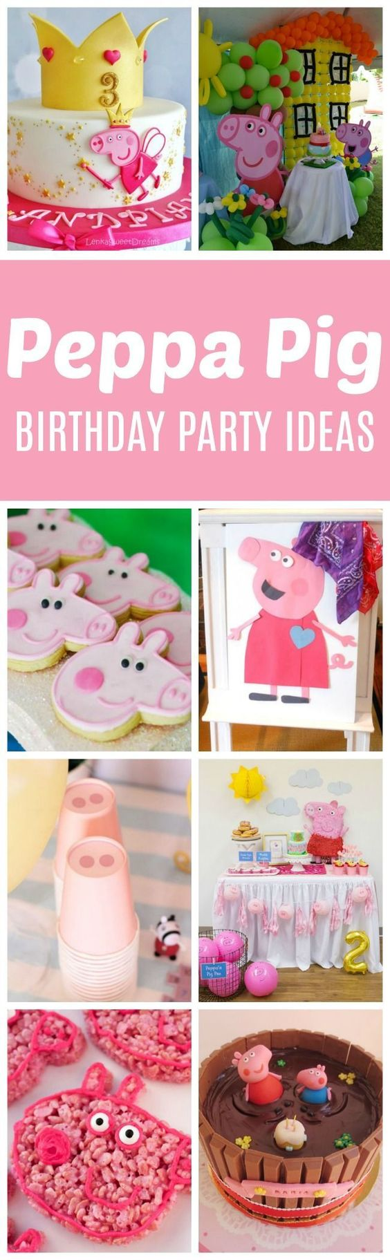 decor ideas on new decorations of pinterest best about pig peppa party