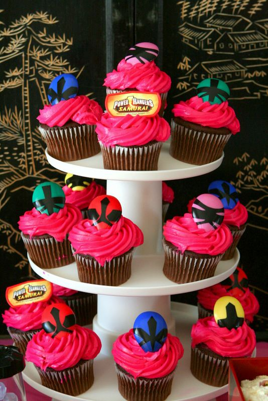 13 Power Rangers Party Ideas Power Ranger Birthday Pretty My Party