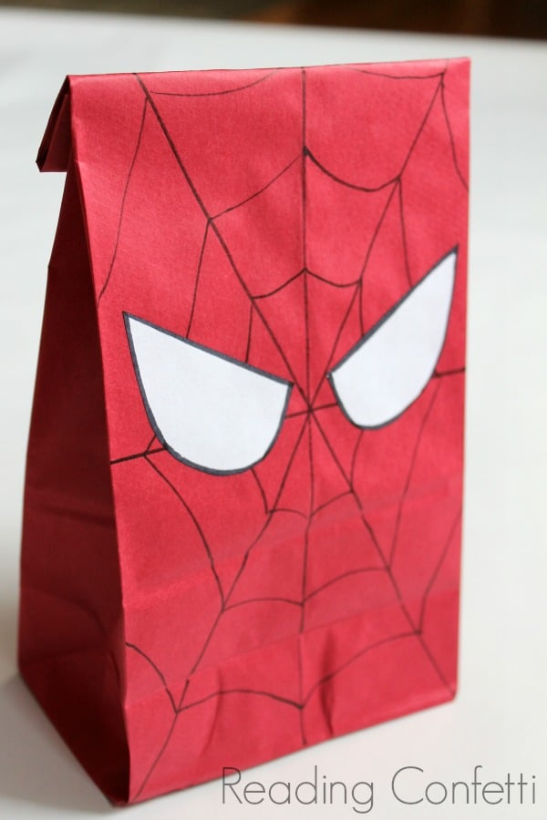 21 Spiderman Birthday Party Ideas Pretty My Party