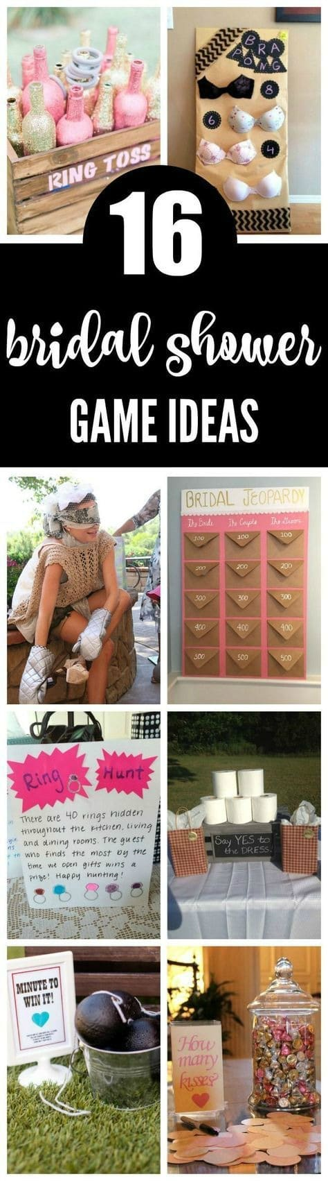 16 best bridal shower games pretty my party