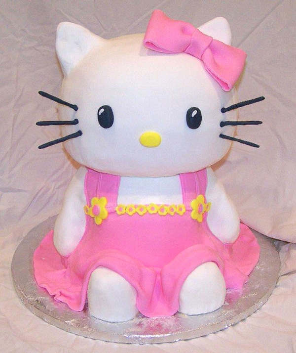 Miraculous 21 Hello Kitty Birthday Party Ideas Pretty My Party Party Ideas Funny Birthday Cards Online Inifodamsfinfo