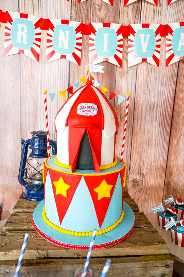 23 Incredible Carnival Party Ideas Pretty My Party