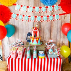 23 Incredible Carnival Party Ideas