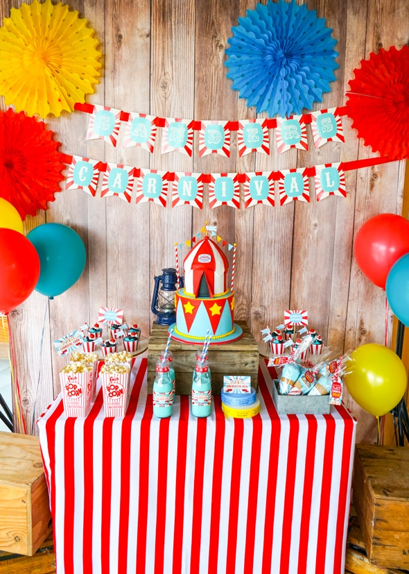 23 incredible carnival party ideas carnival theme party pretty