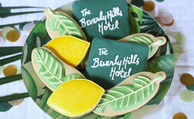 Beverly Hills Inspired Favorite Things Party