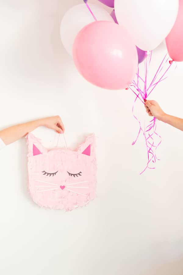Cat Party Pinata
