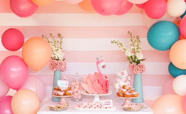 Fabulous Flamingo Birthday Party