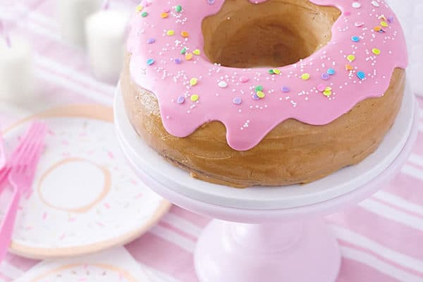 29 Fantastic Donut Themed Party Ideas