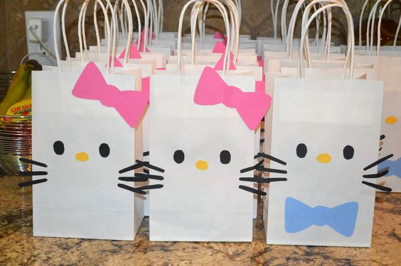 Hello Kitty Party Favors | Hello Kitty Party Ideas