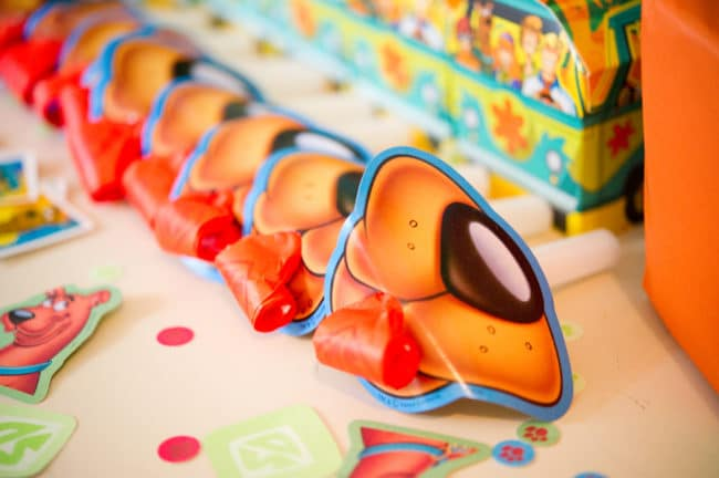 Scooby Doo Birthday Party Pretty My Party Party Ideas