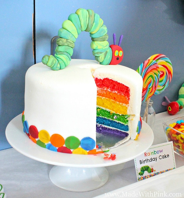 24 Very Hungry Caterpillar Party Ideas Pretty My Party