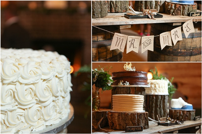 Rustic Barn Wedding in Utah on Pretty My Party
