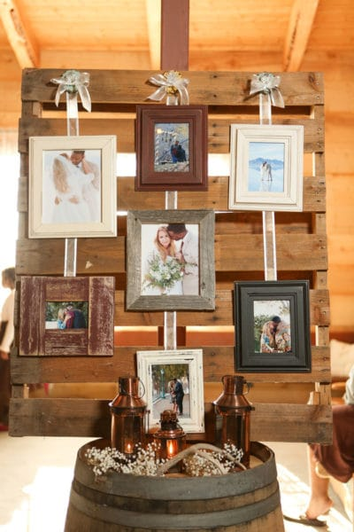 Rustic Barn Spring Wedding