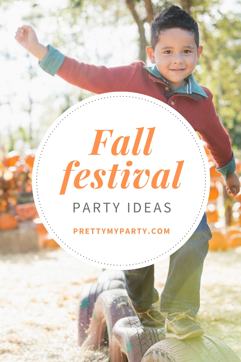 Fall Festival Party Ideas on Pretty My Party