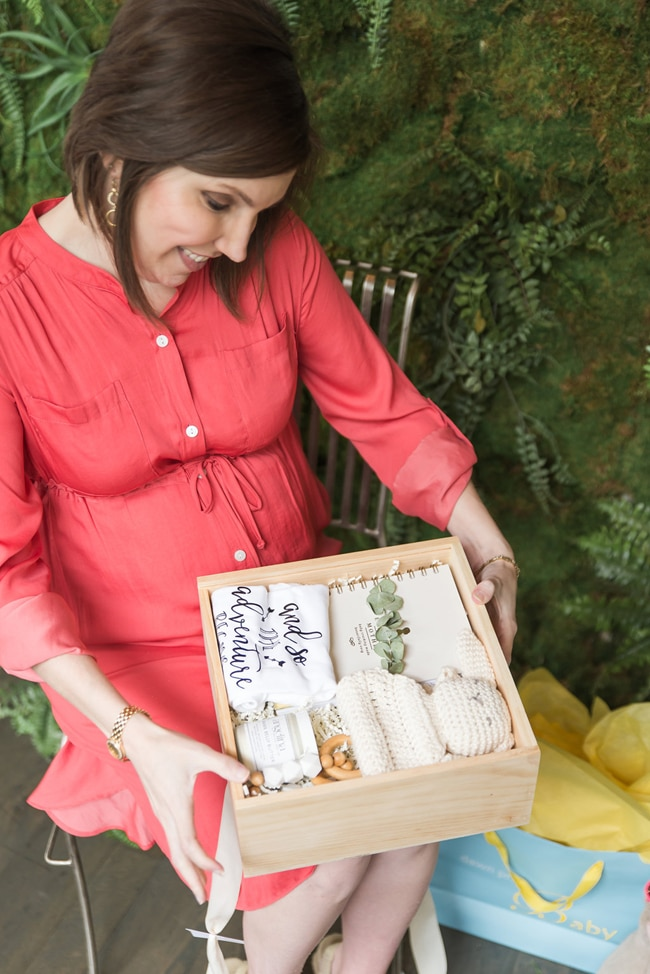 Little Bird Baby Shower Ideas