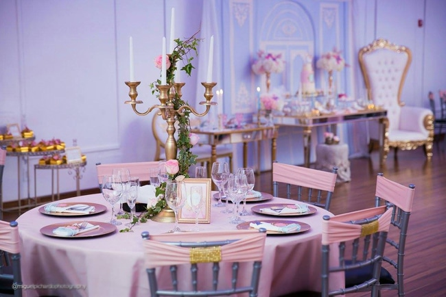 Gorgeous Marie Antoinette Baby Shower Ideas - Pretty My Party