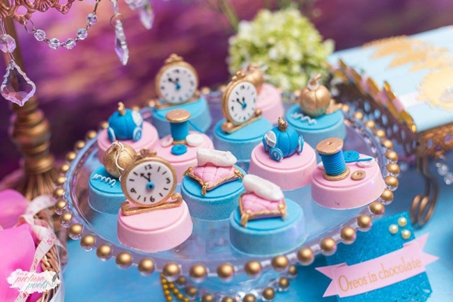 Magical Cinderella Themed Second Birthday Party