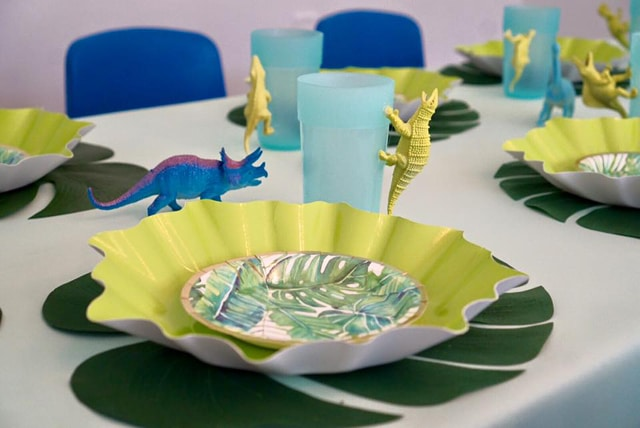 Totally Roarsome Dinosaur Inspired Birthday Party