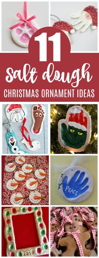 11 Best Salt Dough Ornaments - Pretty My Party