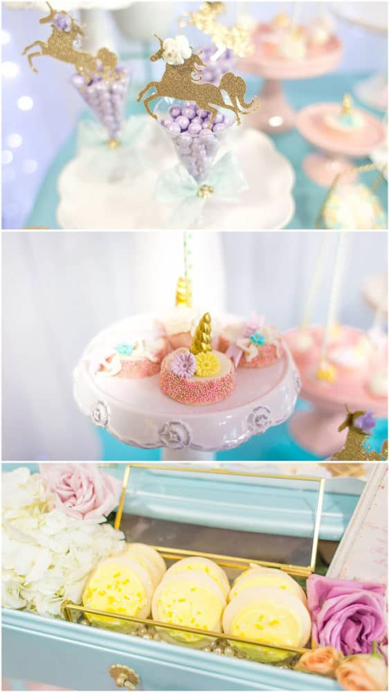Magical Unicorn Birthday Celebration