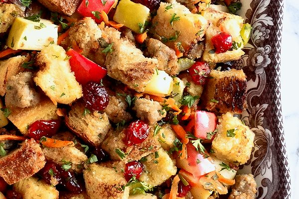 11 Insanely Delicious Thanksgiving Stuffing Recipes