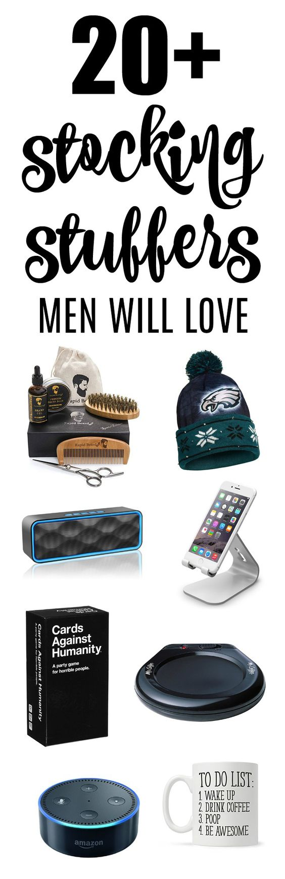 Amazing Stocking Stuffers For Him