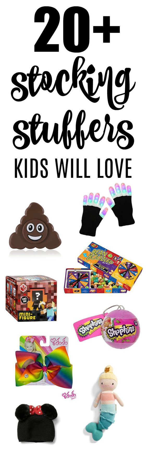 Amazing Stocking Stuffers For Kids