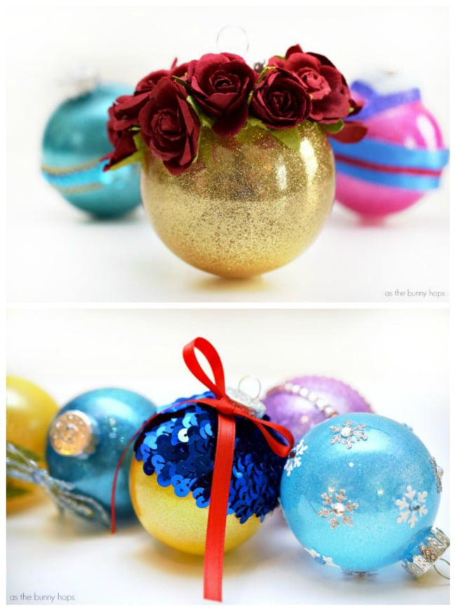 Disney Princess-Inspired Christmas Ornaments For Kids