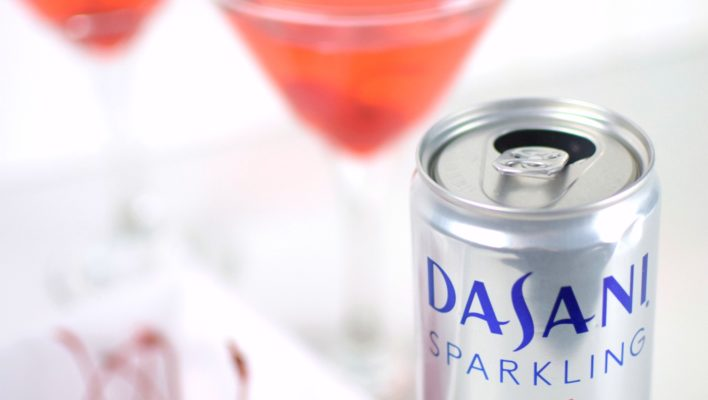 3 Party Perfect Dasani Sparkling Drink Recipes