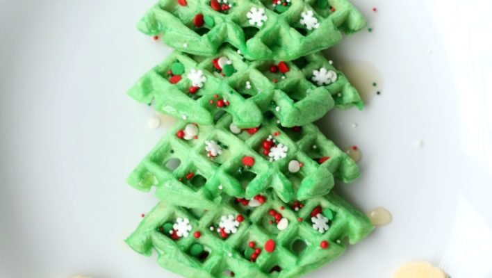 Santa Breakfast Ideas Kids Will Love
