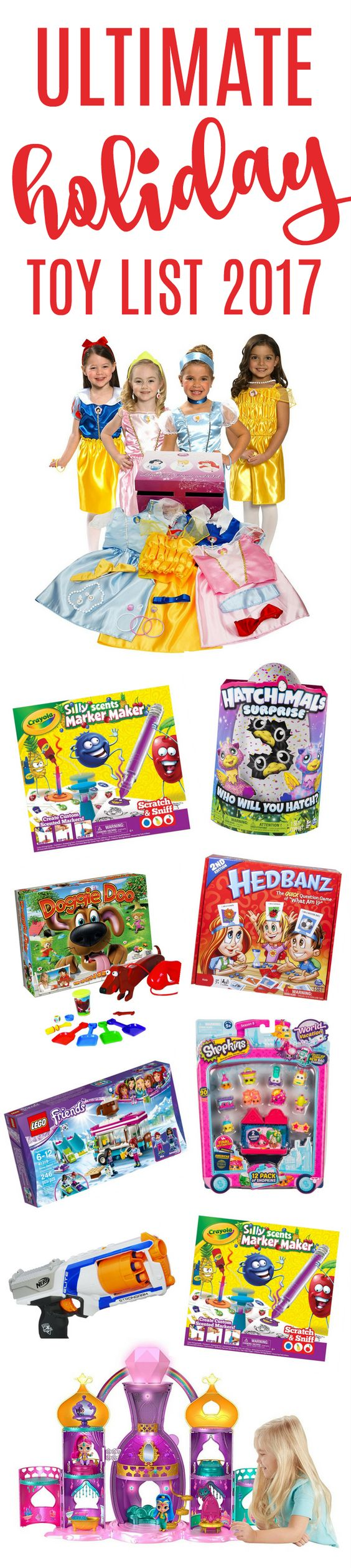 Ultimate Holiday Gift Guide For Kids - Top Holiday Toys