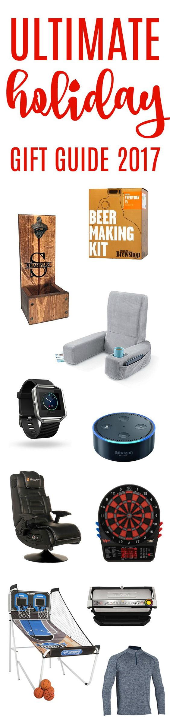 Ultimate Holiday Gift Guide For Men