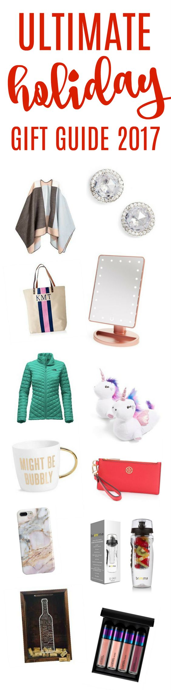 Ultimate Holiday Gift Guide - Women - Pretty My Party